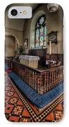 Welsh Chapel IPhone Case by Adrian Evans