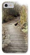 Wetland Walk IPhone Case