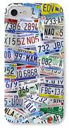 What's Your License? IPhone Case by Bedros Awak