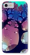 Whimsical Forest IPhone Case