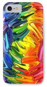 Whirlpool IPhone Case by Chris Butler