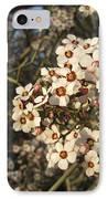 White Flowers Tree IPhone Case by Ioana Ciurariu