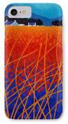 Wicklow Meadow IPhone Case by John  Nolan