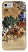 Wild West Ride 2 IPhone Case