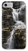 Winding Waterfall IPhone Case by Christina Rollo