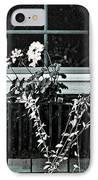 Window Dresser IPhone Case by Bonnie Bruno