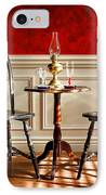 Windsor Chairs IPhone Case by Olivier Le Queinec