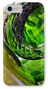 Wine Bottles 6 IPhone Case by Sarah Loft