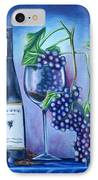 Wine Dance IPhone Case