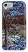 Winter Berries IPhone Case by Baywest Imaging