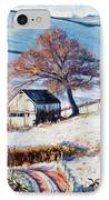 Winter Frost IPhone Case by Tilly Willis