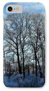 Winter Reflections IPhone Case