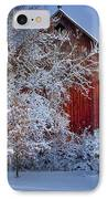 Winter Warmth  IPhone Case