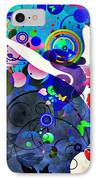 Wondrous Night IPhone Case by Angelina Vick