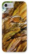 Wood Creature IPhone Case by John Malone