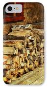 Wood IPhone Case by Marty Koch