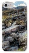 Wooden Bridge IPhone Case by Adrian Evans