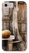 Wooden Shack IPhone Case by Carlos Caetano