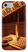 Workplace Violence IPhone Case