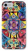 Worldly Abundance IPhone Case by Teal Eye  Print Store