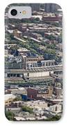 Wrigley Field - Home Of The Chicago Cubs IPhone Case