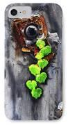 Yesterday - Now IPhone Case by Jurek Zamoyski