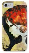 You Are The Only 1 IPhone Case by Angelina Vick