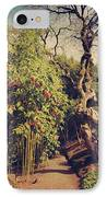 You'll Never Be Alone IPhone Case by Laurie Search
