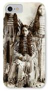 Young Kiowa Belles 1898 IPhone Case