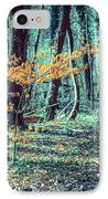 Youngster IPhone Case by Hannes Cmarits