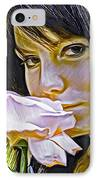 Youthful Rose IPhone Case by Brian Giddings