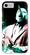 You've Been Gone Damn Near Two Years IPhone Case by Ludzska
