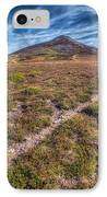 Yr Eifl Trail IPhone Case by Adrian Evans