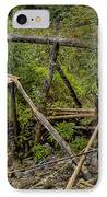 Yubeng Water Works IPhone Case by James Wheeler