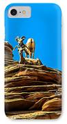 Zion Bighorn Sheep IPhone Case