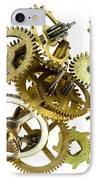 Clockwork Mechanism IPhone Case