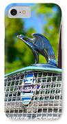 1931 Chevrolet Ae Independence Hood Ornament IPhone Case by Paul Ward