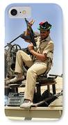 A Free Libyan Army Pickup Truck IPhone Case
