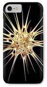 Abstract Computer Artwork IPhone Case by Pasieka