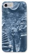 Babylonian Boundary Stone IPhone Case by Science Source