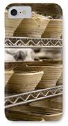 Baskets At A Bakery IPhone Case