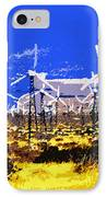 Blowing In The Wind IPhone Case by David Lee Thompson