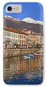 Cannobio - Italy IPhone Case