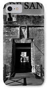 Castillo De San Marcos IPhone Case by David Lee Thompson