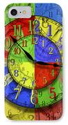Changing Times IPhone Case by Mike McGlothlen