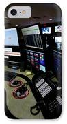 Control Room Center For Emergency IPhone Case