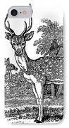 Deer IPhone Case by Granger