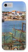 Fishing Traps IPhone Case by Carlos Caetano