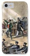 Frederick Douglass, 1860 IPhone Case