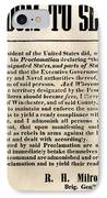 Freedom To Slaves IPhone Case by Photo Researchers, Inc.